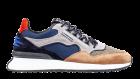 Floris van Bommel 16478/01 G1/2 Greysuède sneaker.