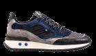 Floris van Bommel 16488/01 G1/2 NavySuède Sneaker.