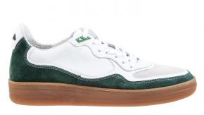 Floris van Bommel 16271/02 G1/2 Green suède Sneaker