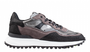Floris van Bommel 16308/09G1/2 Greysuède sneaker.