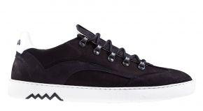 Floris van Bommel 16464/21 G1/2 zwart sneaker