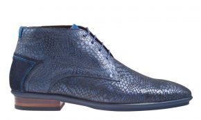Floris van Bommel 20440/33 H blue print metal