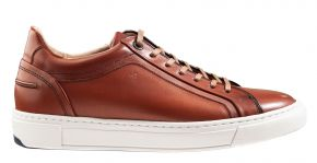 Van Bommel 13380/00G1/2CognacCalf Sneaker.